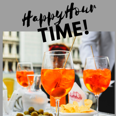Happy Hour Time di Sonn Leonardo