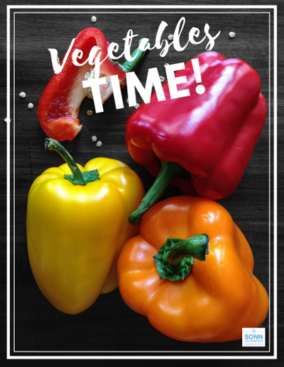 Vegetables Time di Sonn Leonardo